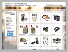 militare catalogo itw military products